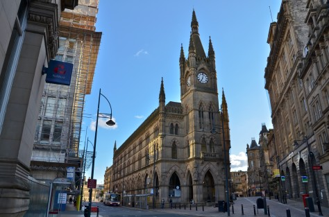The Wool Exchange, Bradford.